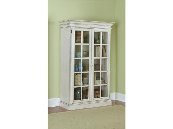 Hillsdale Furniture 5265-899 Pine Island Large Library Cabinet