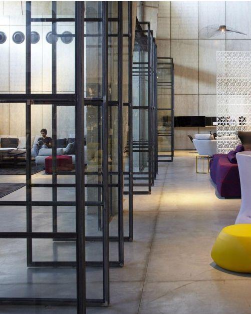 Italia B&B showroom Tel Aviv by Pitsou Kedem Architects
