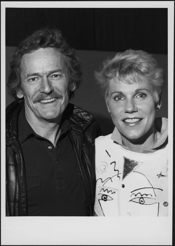 Gordon Lightfoot and Anne Murray. Library and Archives Canada, MIKAN no. 4380853