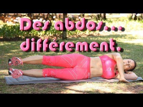 Abdos spécial femmes: conseil ventre plat (obliques/transverse)