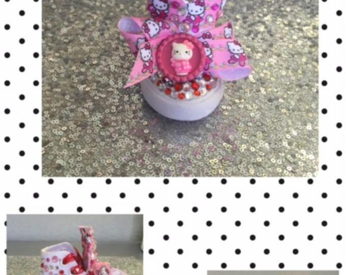 Bling Sneakers * Bling patadas * Bling Sneakers * Bling tiradas * chicas zapatos * zapatillas * Bling * rosa patadas * mandriles * Kitty Tutu * listo *