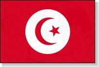 Le drapeau tunisien - Drapeau tunisie