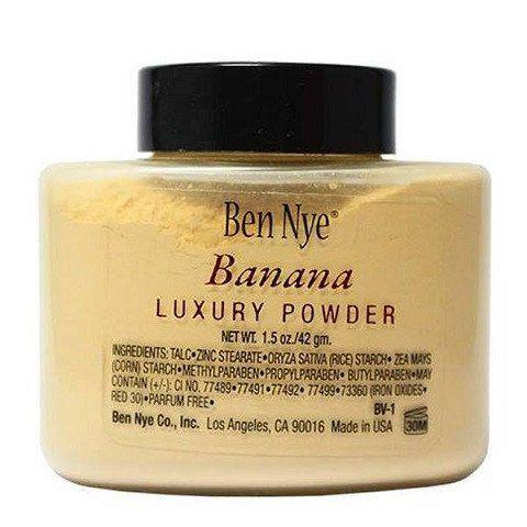Ben Nye - Banana Luxury Powder