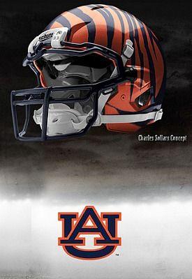 College Football Pro Combat Helmet Concepts Go Viral | LostLettermen.com