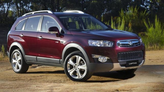 Holden Captiva used review | 2006-2012