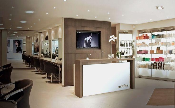 1000 ideas about salon reception desk on pinterest used for Tarif salon franck provost