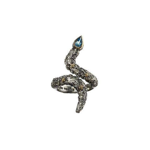 Check out this item in my Etsy shop https://www.etsy.com/listing/220063388/snake-ring-gold-18ksterling-silver-and