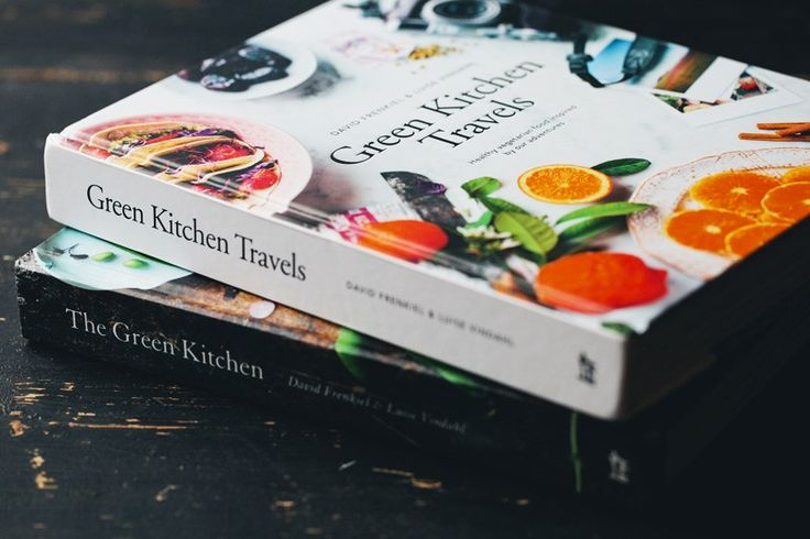 Green Kitchen Travels Green Kitchen Travels is our second cookbook. It has the same format, paper and feeling as our first book, The Green Kitchen (UK edition) / Vegetarian Everyday (US edition). T…