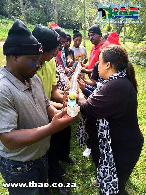Avery Dennison Tribal Survivor Team Building Durban #averydennison #tribalsurvivor #teambuilding #tbae
