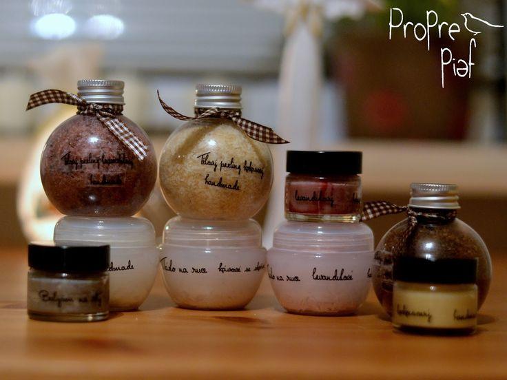 Přírodní domácí kosmetika