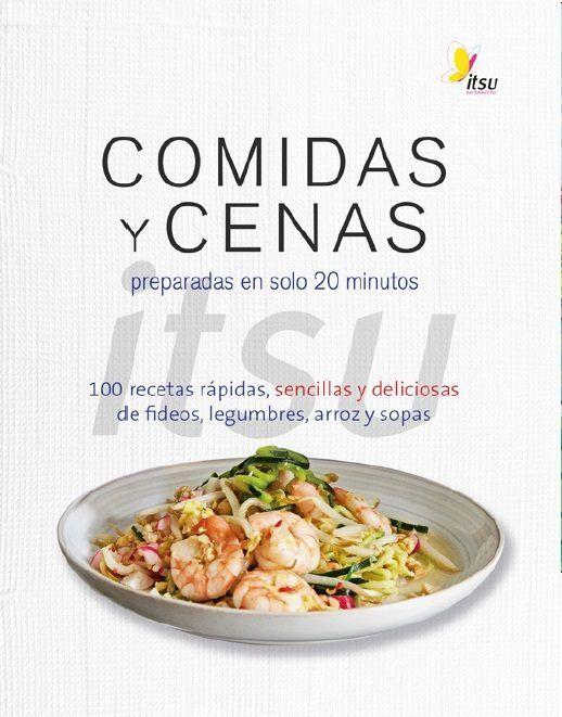 """""""COMIDAS Y CENAS PREPARADAS EN 20 MINUTOS""""  Julian Metcalfe y Blanche Vaughan"""