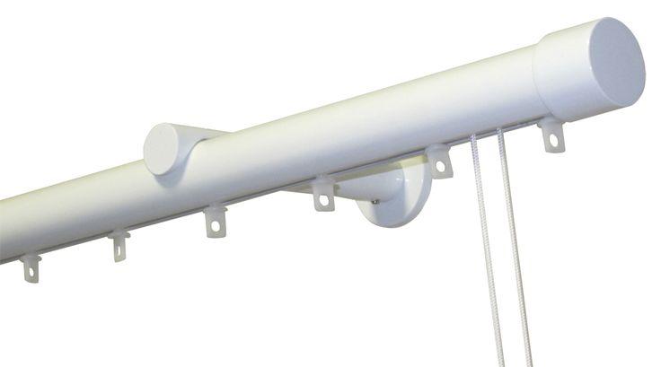 Varão Onda Ø28mm refª 780-OP1 (Branco)
