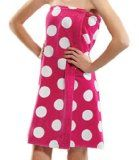 Terry Women Bath Wrap Towel Cotton Cover Up Made in USA