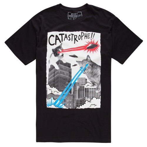 #tee #menswear #swag #boy #cute #teeshirt #catprint #cat #blackcat $22 www.purrfor.me