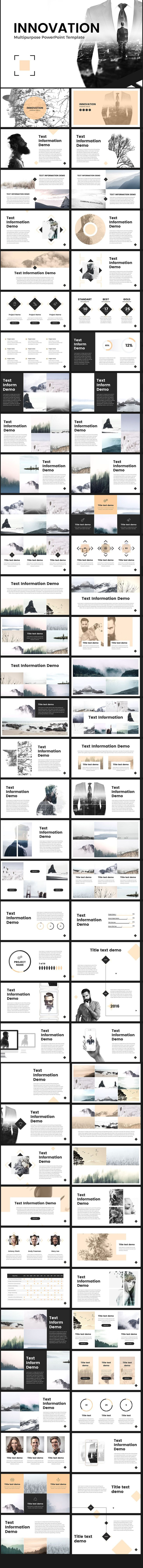 Best Newspaper Template Powerpoint Images On