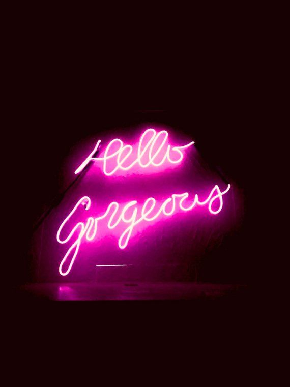 Pink Lightning Light Neon Signs Led Neon Light Up Signs Room Decor Wall Lights Battery And Usb Operated Neo Neonovye Znaki Neonovaya Komnata Neonovaya Spalnya
