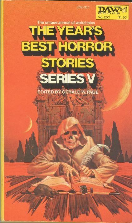 Year's Best Horror Stories Series V