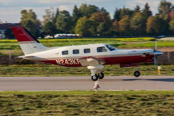 N243KF - Private Piper PA-46 Malibu Meridian / Jetprop DLX photo (60 views)