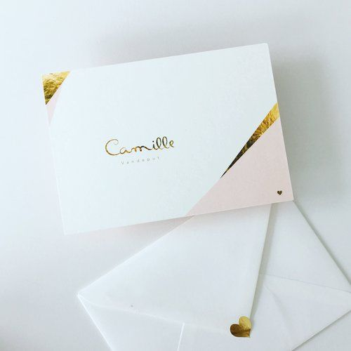 geboortekaart Camille