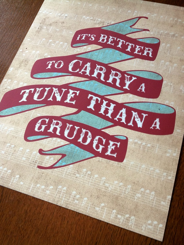 "WWR ""It's Better to Carry a Tune than a Grudge"" 