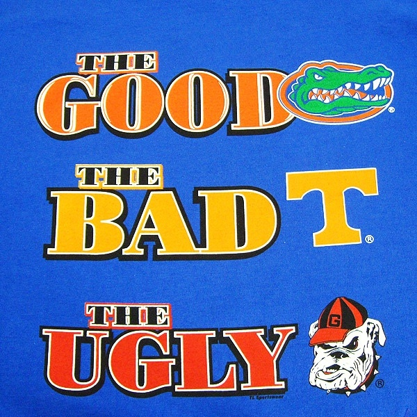 Florida Gators Quot The Good The Bad The Ugly Quot T Shirt