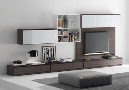 muebles de tv modernos - Buscar con Google  Recámara ...