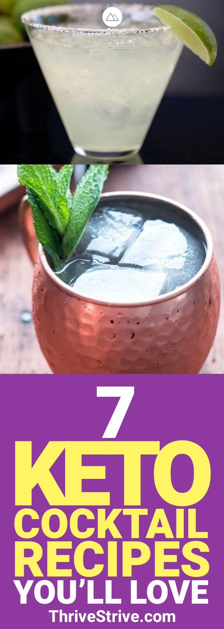 When you're on the ketogenic diet, you shouldn't be afraid to drink and have fun like you used to. These 7 keto alcohol recipes are going to allow you to have fun while you're in ketosis.