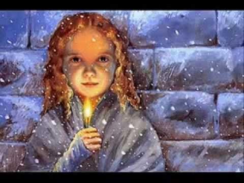 Andersen: A kis gyufaárus lány
