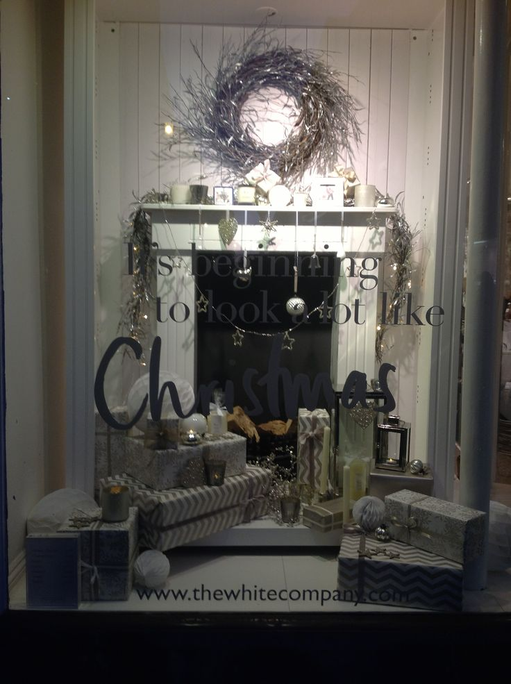 The White Company London Christmas 2013 Window Displays Interiors Inside Ideas Interiors design about Everything [magnanprojects.com]