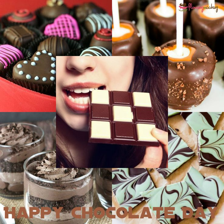 #Happy #Chocolate #Day  @fcakez