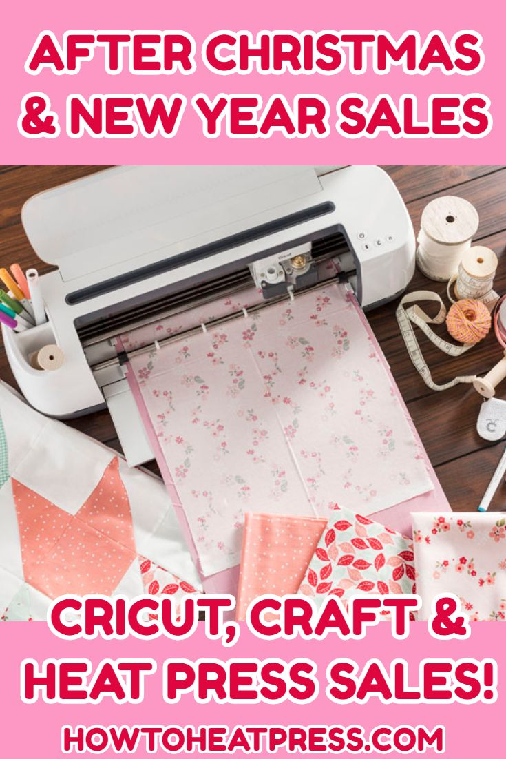 Weekly Cricut Craft Heat Press Deals Find The Best Prices Here Heat Transfer Vinyl Projects Adhesive Vinyl Projects Cricut Heat Transfer Vinyl