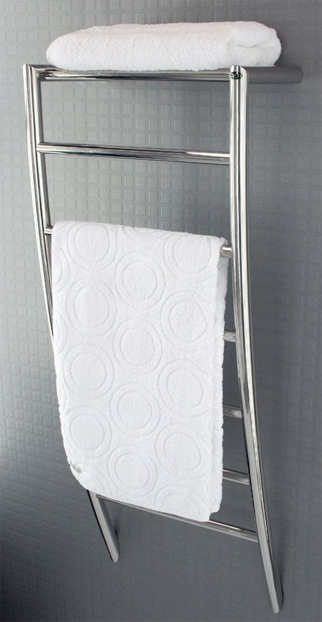 Ensuite OZ Heated Towel Rail | DCShort | The finest range of quality designer Stainless Steel Heated Towel Rails.
