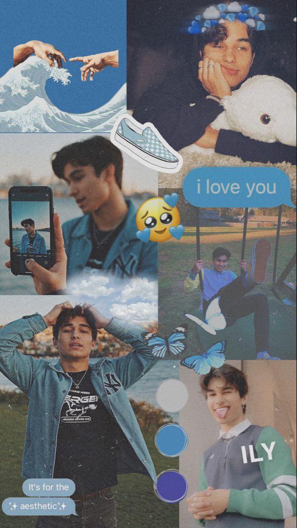 Kio Cyr From Tiktok Wallpaper Boys Wallpaper Cute Boy Things Cute Boys