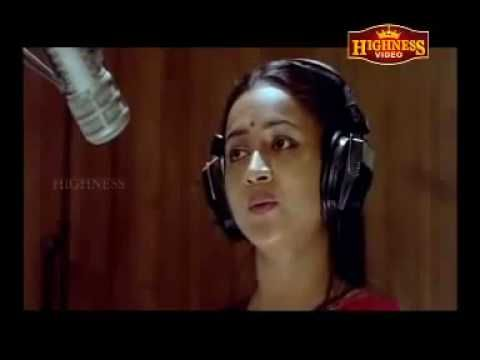 Mounasarovaramaake Unarnnu - Savidham 1992 KS Chithra - YouTube