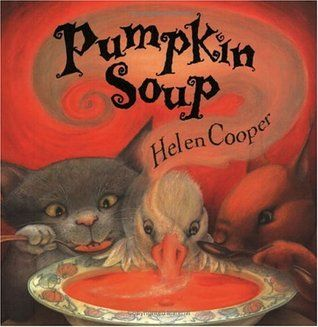 Pumpkin Soup by Helen Cooper I COOPERATION EMPATHY