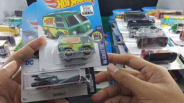 Hot Wheels Box 5 of 6 Factory Seal 2017 Hot Wheels Review Indonesia  Detail on http://bit.ly/2ExyqHL   #hotwheelsindonesia #hotwheelsreview #toys #atoyz #hotwheels #diecastindonesia #diecast #hotwheelspics #diecastcars #hotwheelscollector