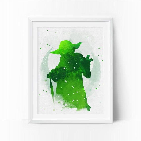 9 best Star Wars Nursery Wall Art images on Pinterest ...