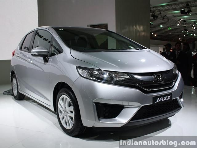 2014 Honda Jazz Makes Indian Debut