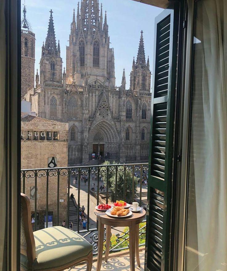 Испанское утро картинки