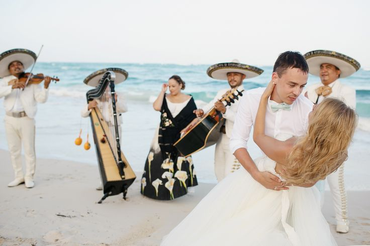 Первый свадебный танец с Марьячи