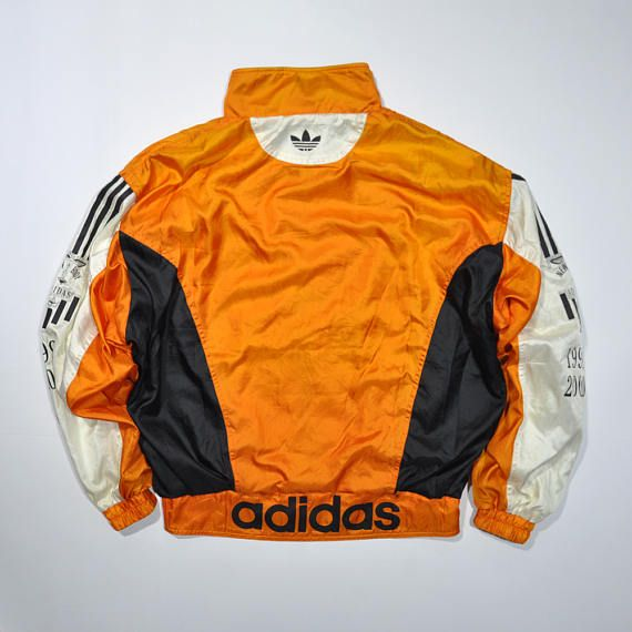 6b8ab23b Rare Vintage 90s ADIDAS Windbreaker Jacket / ADIDAS New Body / ADIDAS Track  Top Track Suit / Adidas Germany Flag Color / Adidas Streetwear