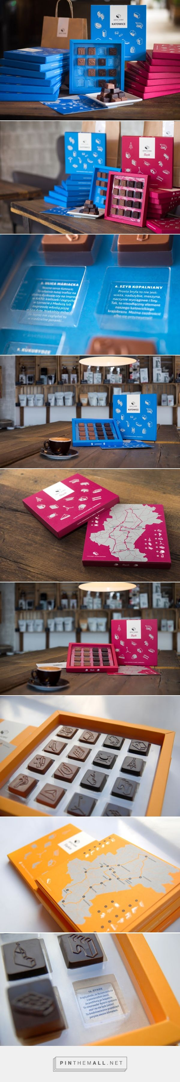 Katowice and Silesia         on          Packaging of the World - Creative Package Design Gallery - created via https://pinthemall.net