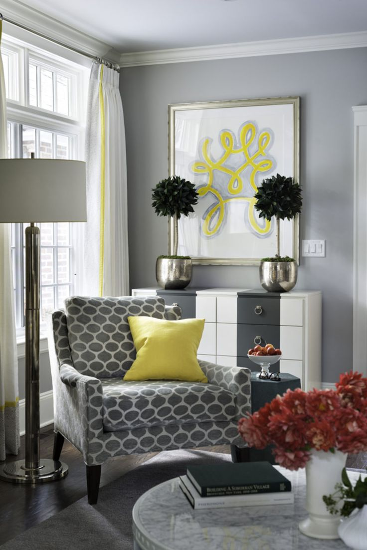25 best ideas about yellow accent chairs on 45917