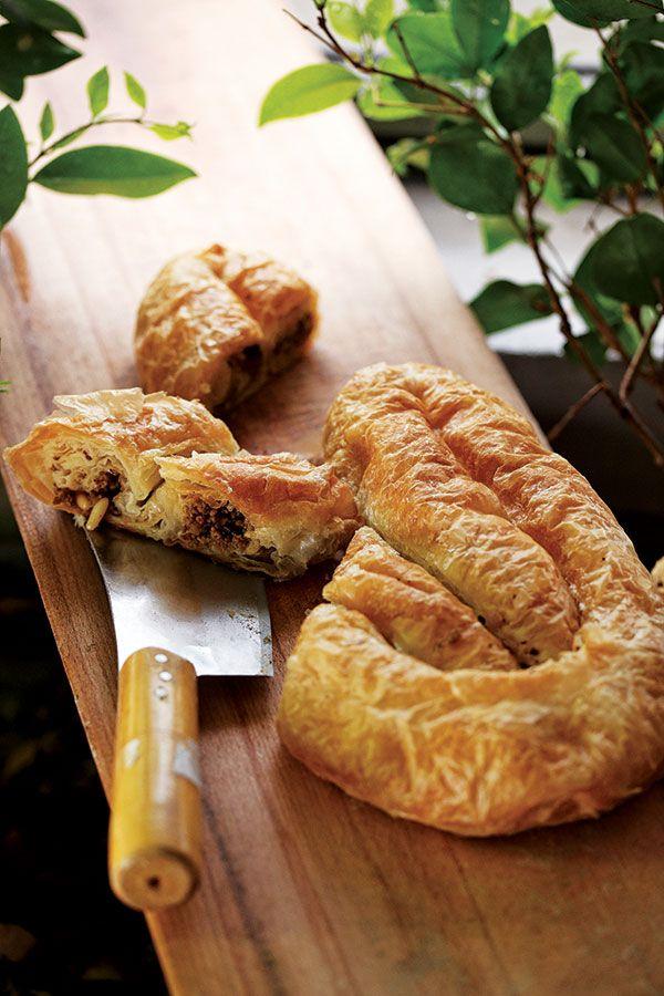 When ears of grain take wing. #beurek #cuisine