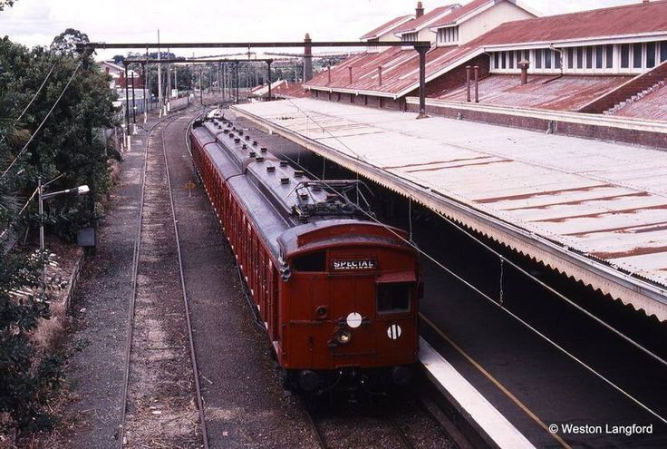 The 320 best images about victorian railways on pinterest for Electric motor repairs melbourne