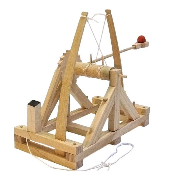 how to build a catapult for school
