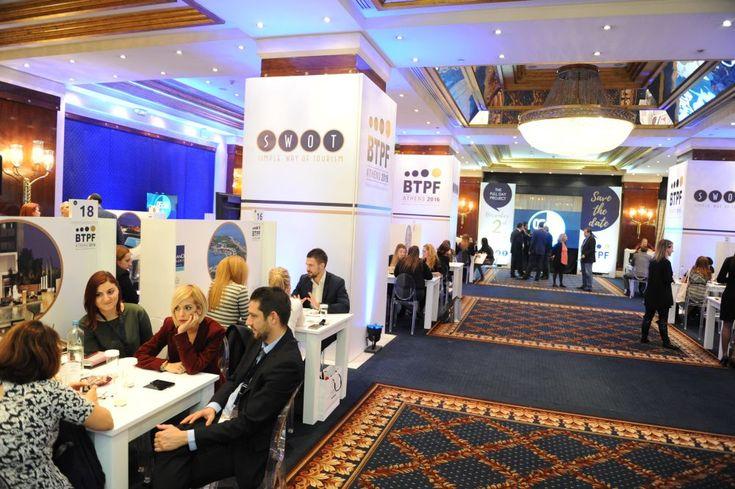 Ο Τουρισμός βγήκε μπροστά στο Business Travel Professionals Forum της SWOT!.