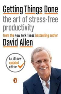 """The Bible of business and personal productivity"" --Lifehack ""A completely revised and updated edition of the blockbuster bestseller from 'the personal productivity guru'""--Fast Company Since it was first published almost fifteen years ago, David Allen's Getting Things Done has become one of the most influential business books of its era, and the ultimate book on personal organization. ""GTD"" is now shorthand for an entire way of approaching profession..."