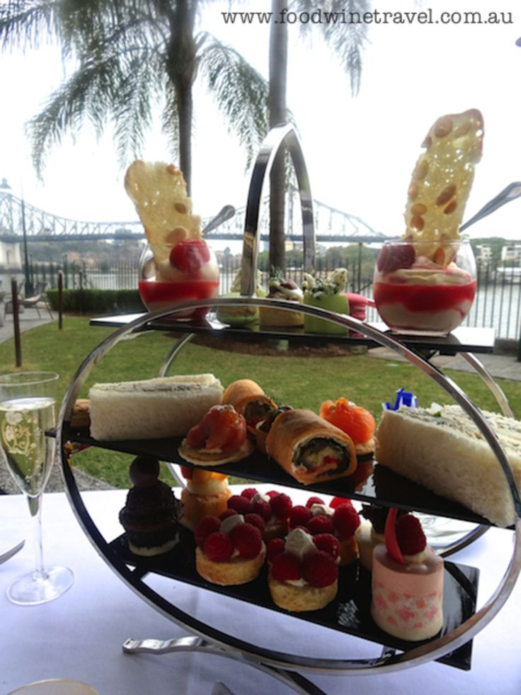 Champagne High Tea at Customs House http://www.foodwinetravel.com.au/food/food-features/high-tea-customs-house/