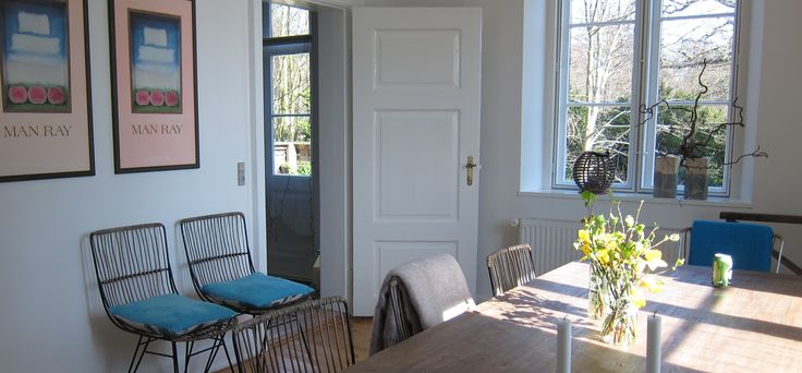 Villa Gress. New Retreat for Artists and Writers.  Denmark.  Only 1,5 hours drive from Copenhagen.